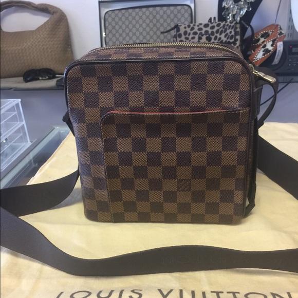 3e781711cf7e Louis Vuitton Other - Louis Vuitton Men s Shoulder Crossbody Bag